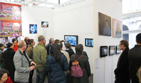 Videospace Gallery at FIAC Paris 2010